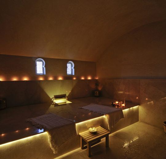 The benefits of hammam