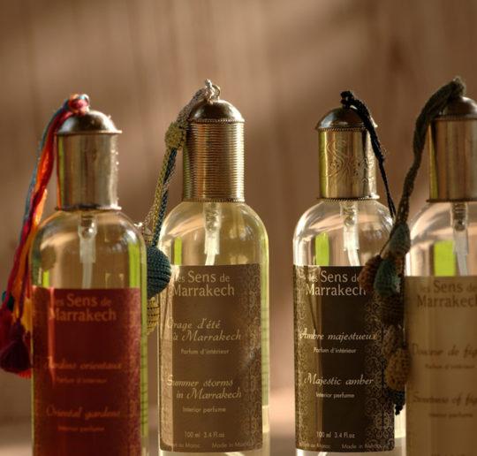 parfums d'intérieur maison de marrakech